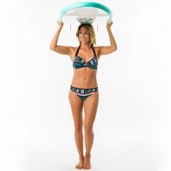 Dames triangle bikini top Mae Vila schuifcups en uitneembare pads