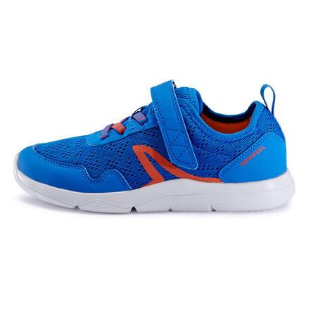 Sportschuhe Walking Actiwalk Super-light Kinder blau/rot