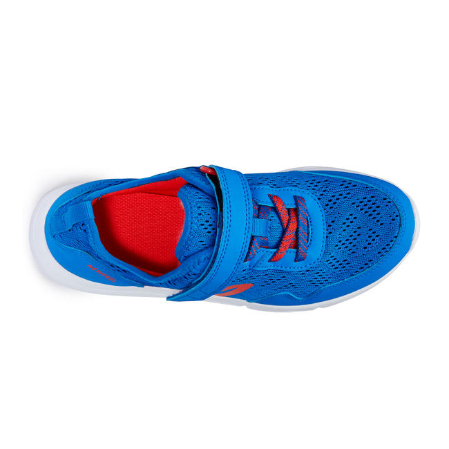 Kids' Walking Shoes Actiwalk Super-Light - blue/red
