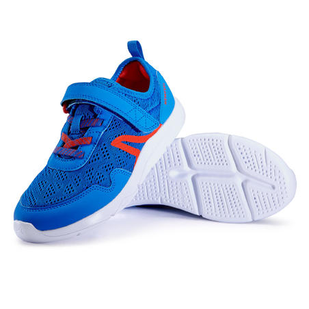 Chaussure marche enfant Actiwalk Super-light bleu / rouge
