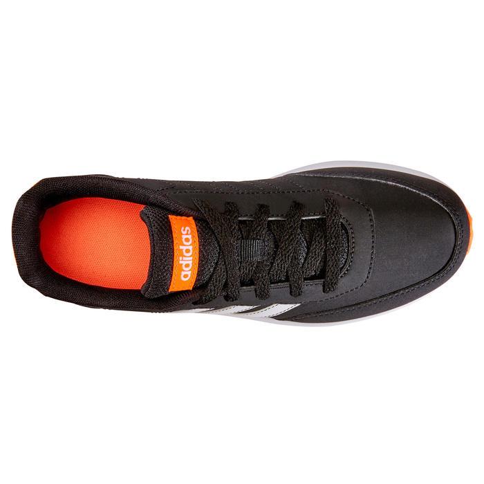Chaussures marche enfant Adidas Switch noir lacets