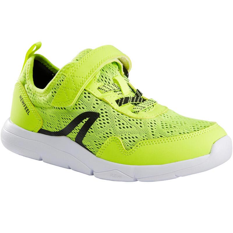 Chaussure marche enfant Actiwalk Super-light jaune