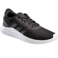 Damessneakers voor sportief wandelen Lite Racer 2.0 zwart