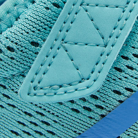 Chaussures de marche enfant Actiwalk Super-light turquoise