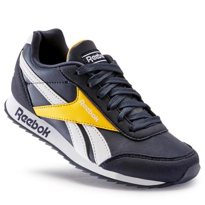 Chaussures marche enfant Reebok Royal marine lacets