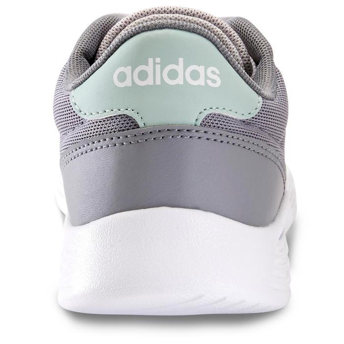 Chaussures marche enfant Adidas Lite Racer gris