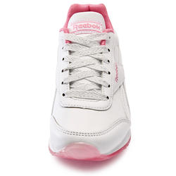 Chaussures marche enfant Reebok Royal rose lacets
