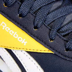 Kindersneakers voor wandelen Reebok Royal marineblauw veters