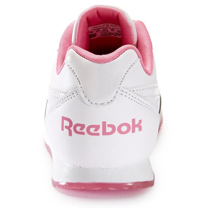 Zapatillas Carminar Reebok Royal Niños Blanco/Rosa Cordones