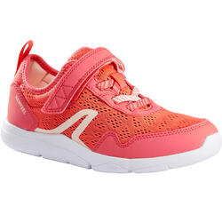 Chaussure marche enfant Actiwalk Super-light rose
