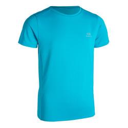 Hardloopshirt kind AT 100 turkoois