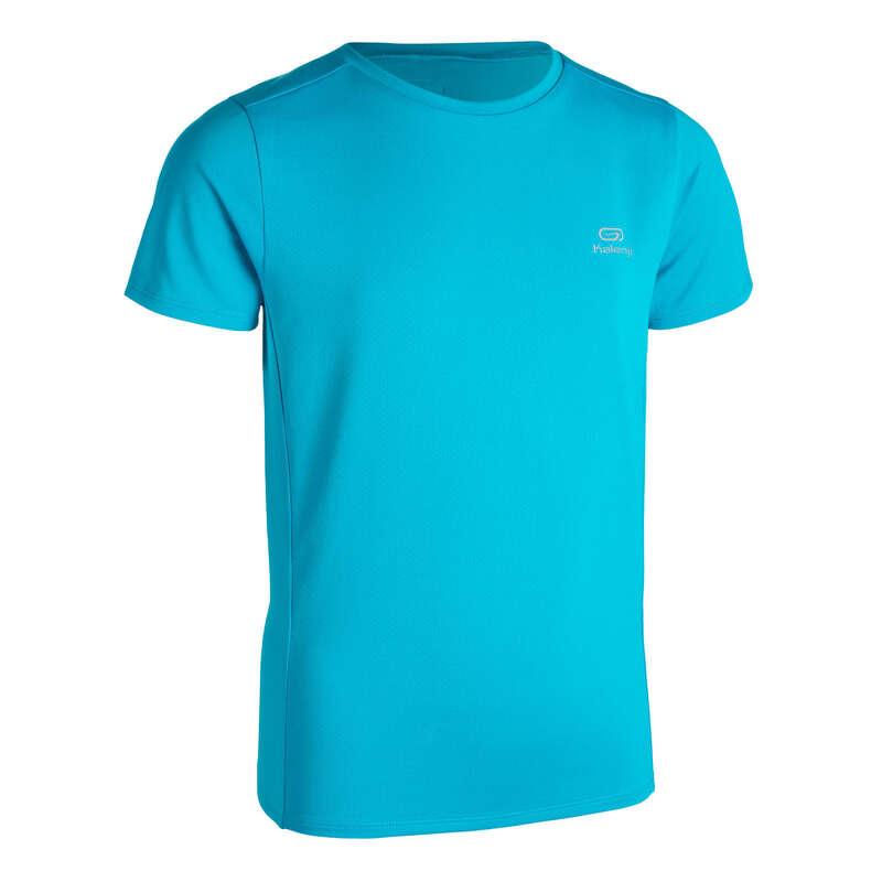 Gyerek futóruházat Futás - Gyerek póló AT 100 KALENJI - Futás