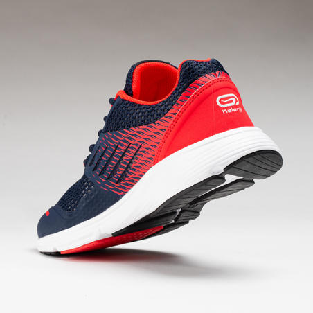 AT 300 BREATH CHILDREN'S ATHLETICS SHOES - BLUE/RED