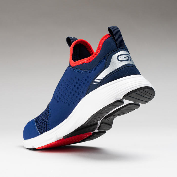 AT RUN SUPPORT CHILDREN'S ATHLETICS SHOES - BLUE