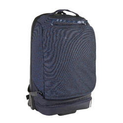30L Wheeled Team Sports Bag Intensive - Midnight Blue
