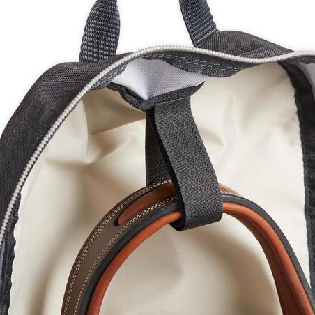 Horse Riding Bridle Bag - Grey
