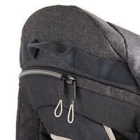 Horse Riding Saddle Bag - Grey