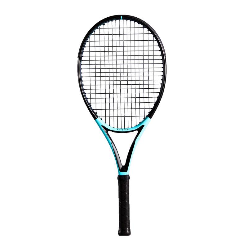 Raquette de tennis adulte TR500 LITE VERT