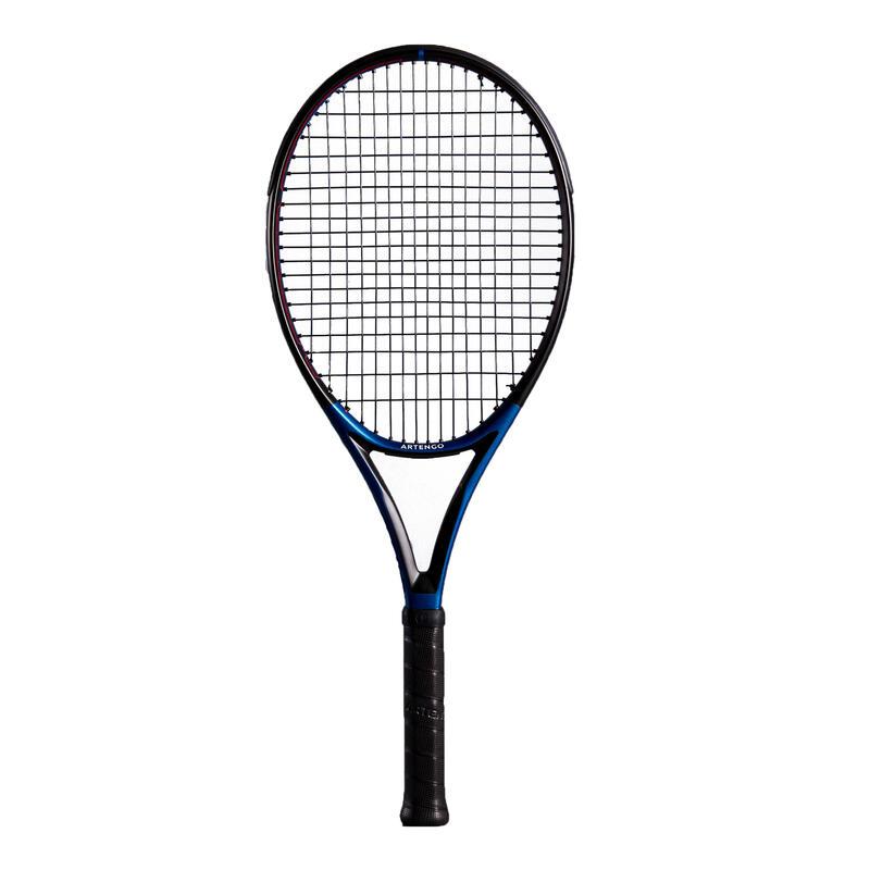 Raquette de tennis adulte TR500 lite BLEU