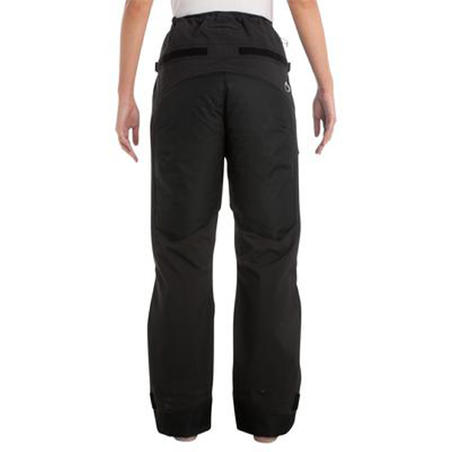 Women's OFFSHORE900 waterproof overtrousers - Black