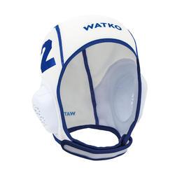 Set van 15 waterpolocaps kinderen Easyplay wit