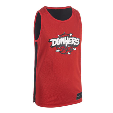 Camisole de basketball réversibleT500R – Enfants