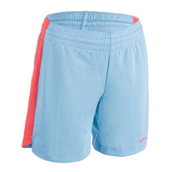 SHORT DE BASKETBALL POUR GARCON/FILLE CONFIRME(E) BLEU ROSE SH500