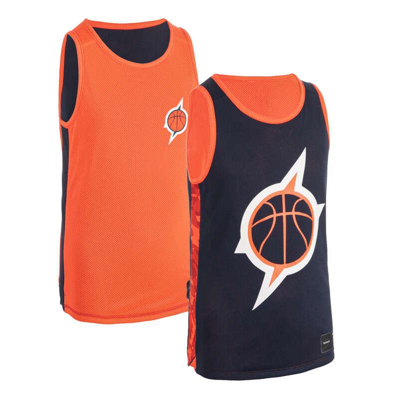 Kosárlabda öltözék Kosárlabda - Gyerek kosárlabda mez T500  TARMAK - Kosárlabda