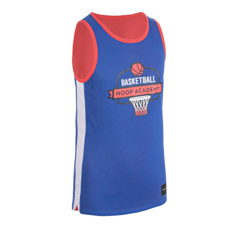 DĚTSKÉ OBLEČENÍ NA BASKETBAL Basketbal - DRES TR500 HOOP ACADEMY TARMAK - Basketbalové oblečení a doplňky