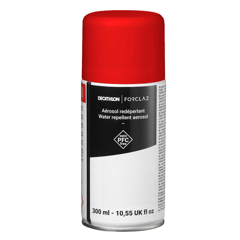 Water Repellent Re-Activator Spray for Footwear, Clothing and Equipment