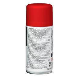 Waterafstotende spray voor schoenen, textiel en materiaal