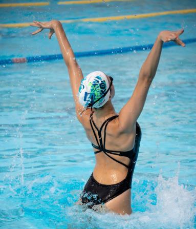maillot de bain natation synchronisée