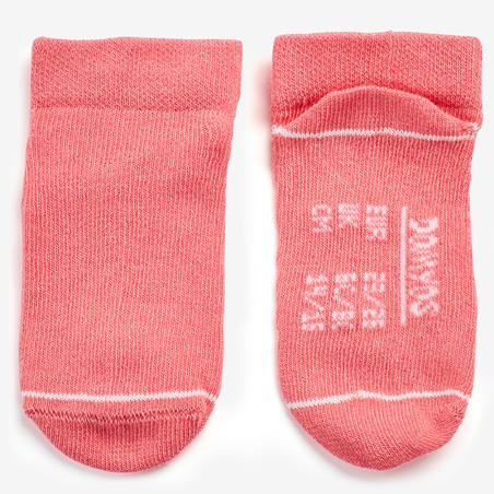 100 Low Socks Twin-Pack - Babies