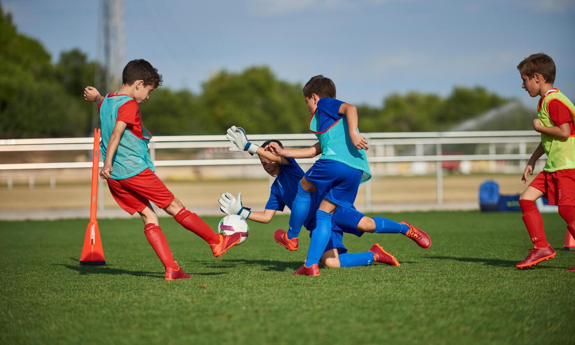 Découvrez Kipsta, la marque de Decatlon dédié au football !