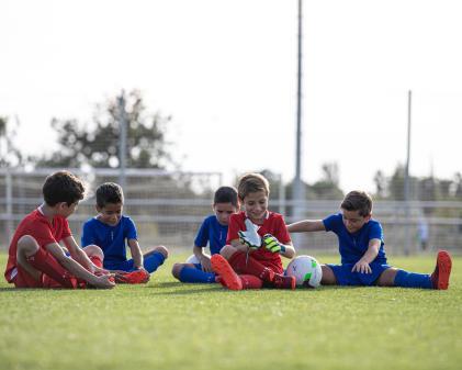waarom is voetbal goed voor mijn kind