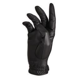 Rijhandschoenen 560 dames zwart