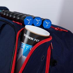Badmintontas BL 560 marineblauw/rood