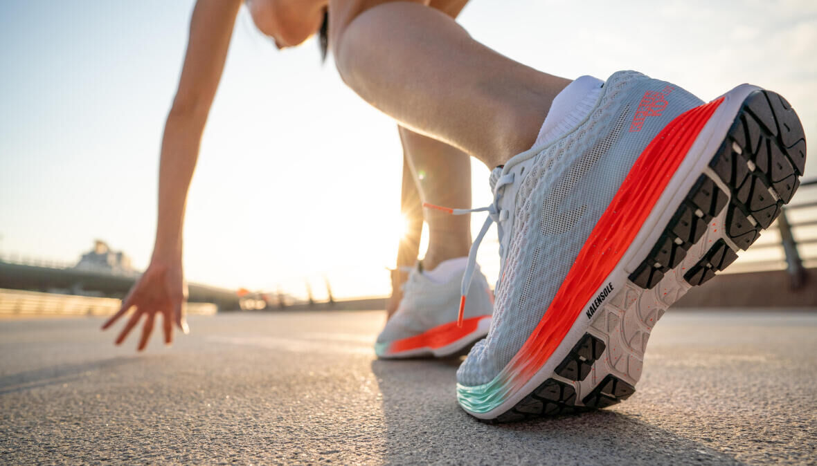 Our Top Hacks: How To Train For a 2.4km Run