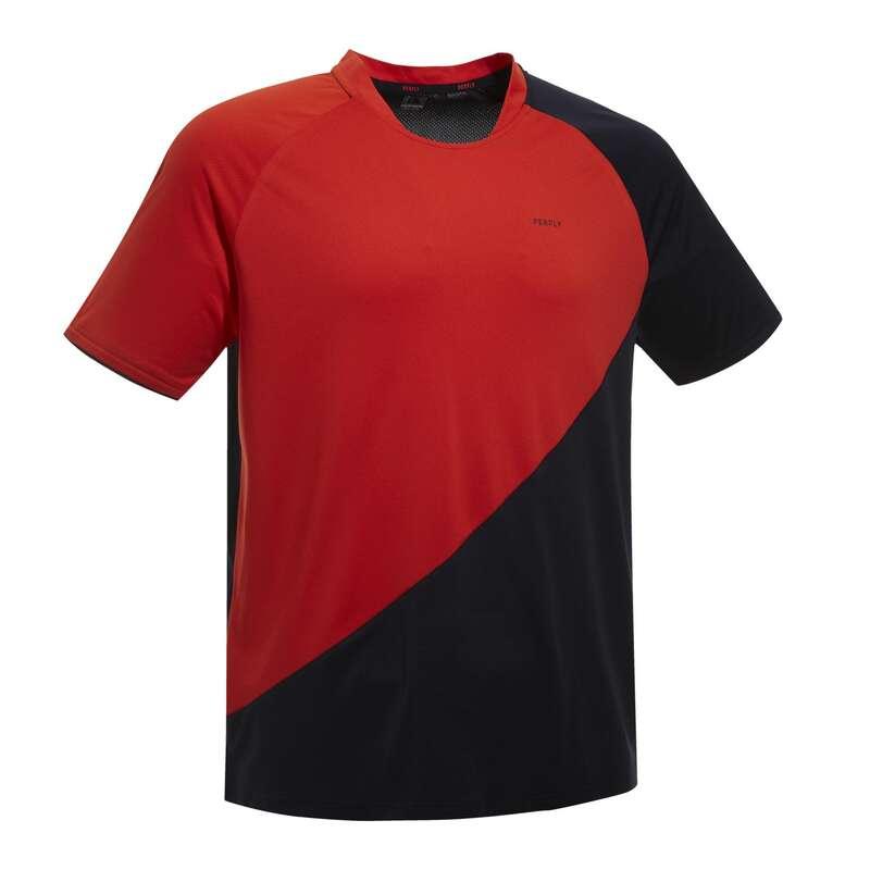 MENS BADMINTON APPAREL Imbracaminte - Tricou Badminton 530 Bărbaţi PERFLY - Topuri