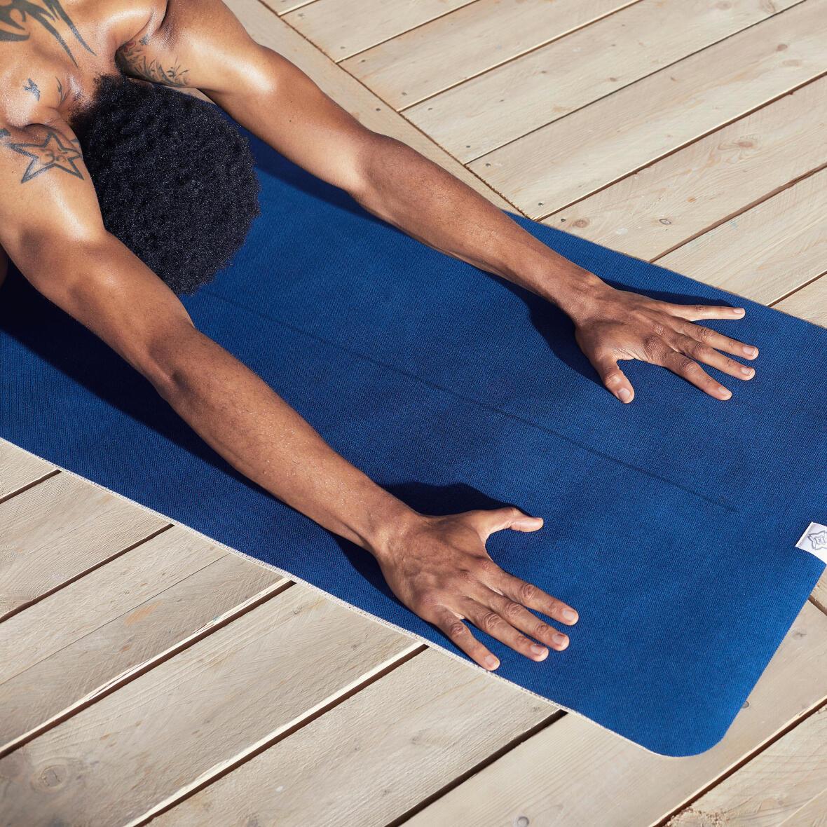 yoga serviette