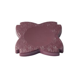 Yoga Knee & Wrist Pad - Burgundy