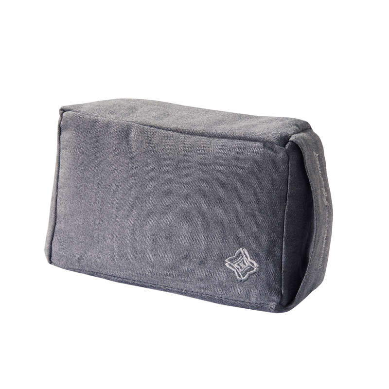 YOGA ACCESSORIES Fitness and Gym - Fabric Yoga Block/Cushion DOMYOS - Fitness and Gym