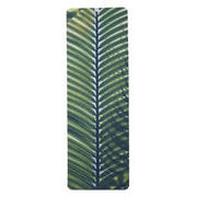 Non-Slip Yoga Towel - Palm Leaf Print