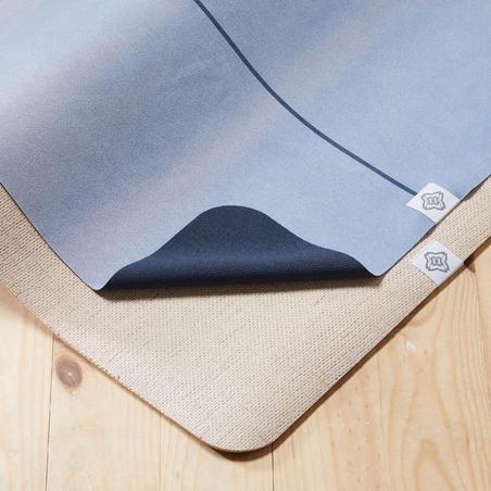 Non-Slip Yoga Towel - Mountain Print