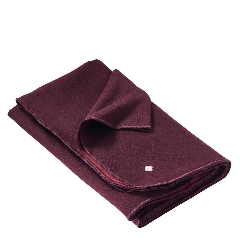 Yoga Blanket - Burgundy