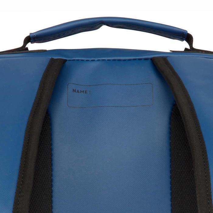 Rugzak voor zeilen 25 l marineblauw