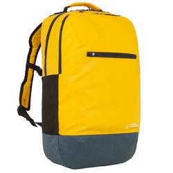 Waterproof backpack 25 litres - Yellow