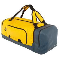 Saco de vela Resistente à água 90 litros Amarelo