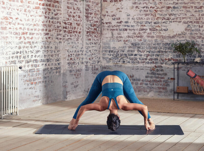 5 Day Intro Yoga Challenge : Day 3 - Inversions