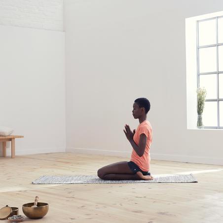 Short de yoga doux en coton biologique – Femmes